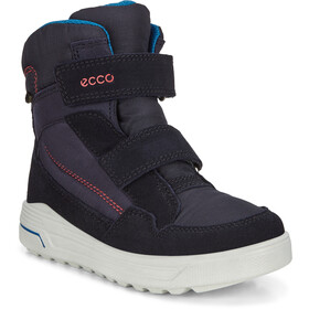 ECCO Urban Snowboarder Bottes Garçon, bleu/violet